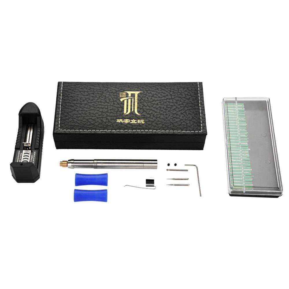 Engraving Machine Carve DIY Tool For Jewellery Metal Glass Hacloser Electric Engraver Pen
