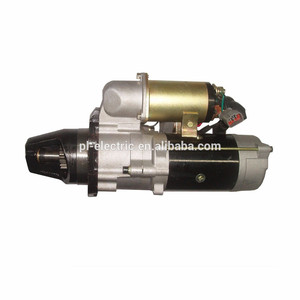 Nikko Starter For S6D125,S6D108,S6D140, PC200-1 0-23000-6510,0-23000-7911,600-813-3662
