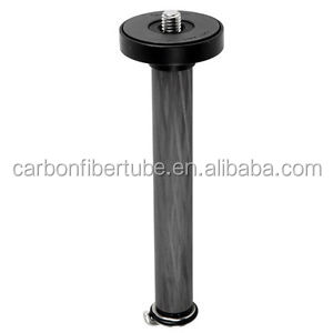high quality carbon fiber tube flexible video manufacturer for camera stripod