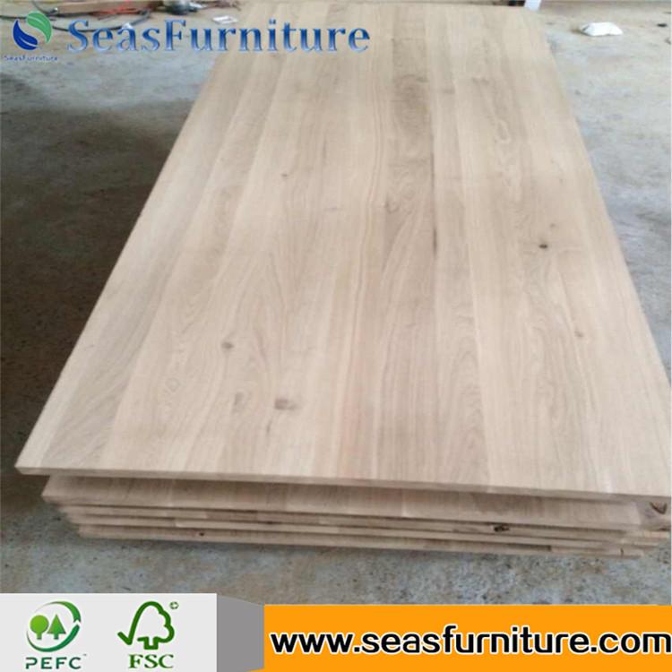 Tablero de madera maciza de roble para encimera encimera - Tableros madera maciza ...