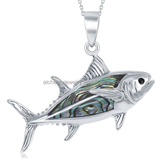Buy cheap china sterling silver fish pendant products find china china factory alibaba supplier trendy jewelry fish shape sterling silver 925 animal pendant ocean opal jewelry aloadofball Image collections