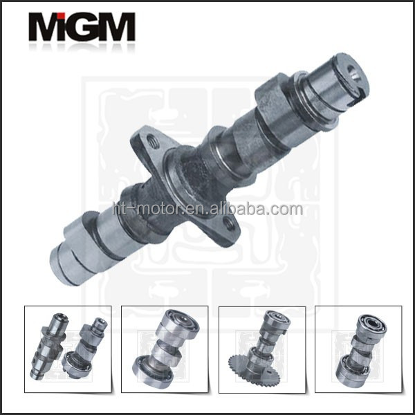 High quality motorcycle cam shaft motorcycle Parts for yamaha fz16