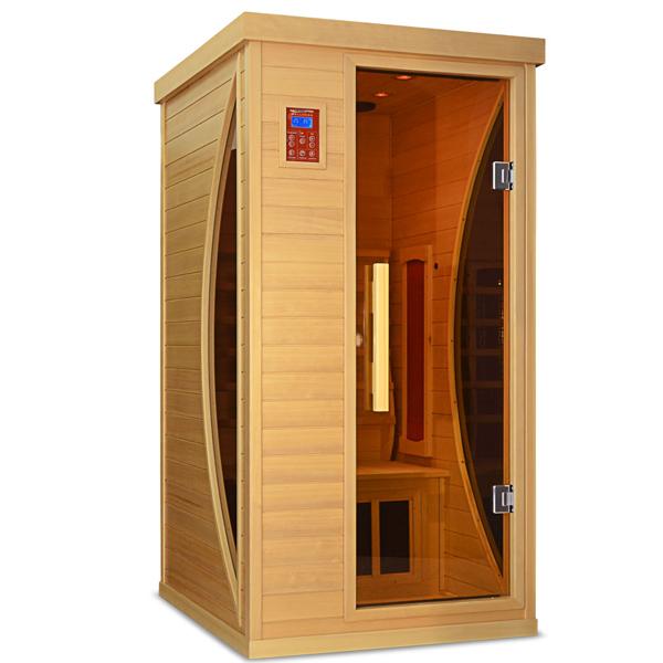 Affordable costo caliente cabina de sauna de infrarrojos - Costo sauna in casa ...