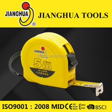 2017 high quality in the world Steel measure New salable tape measure tape popular