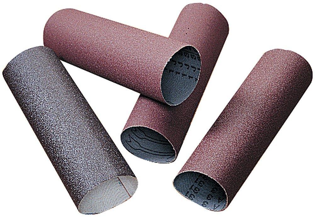 """A&H Abrasives 956836, 12-pack, Sanding Sleeves, Aluminum Oxide, (j-weight), Pump, 3/4x1-1/2"""" Aluminum Oxide 100j Pump Sleeve"""