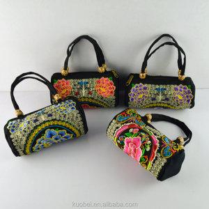 Embroidered handbags wholesale Fragrant beads hand bags small embroidered handbags  wholesale Fragrant beads handbag 214f827c44831