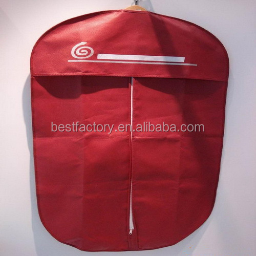 sc06 mens suit cover, foldable nylon suit bags, garment bag suit cover bag