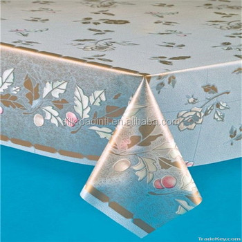 Restaurant Wholesale Dining Table Cover Pvc Vinyl Tablecloths Price