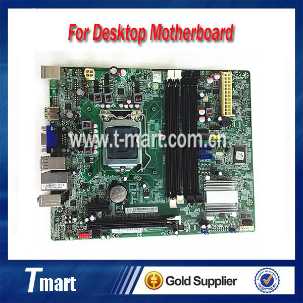 desktop Motherboard for Acer H57D02 LGA 1156 DDR3 H57 system Mainboard, Fully tested.