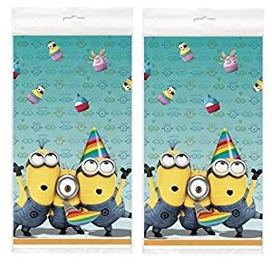 Buy Despicable Me Minion 2 Minions 2(pc) Large Table Cover Birthday Party Supplies Decor in Cheap Price on m.alibaba.com  sc 1 st  Alibaba & Buy Despicable Me Minion 2 Minions 2(pc) Large Table Cover Birthday ...