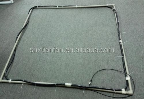 Pi Metal Detector Circuit Diagram Additionally Metal Detector Circuit