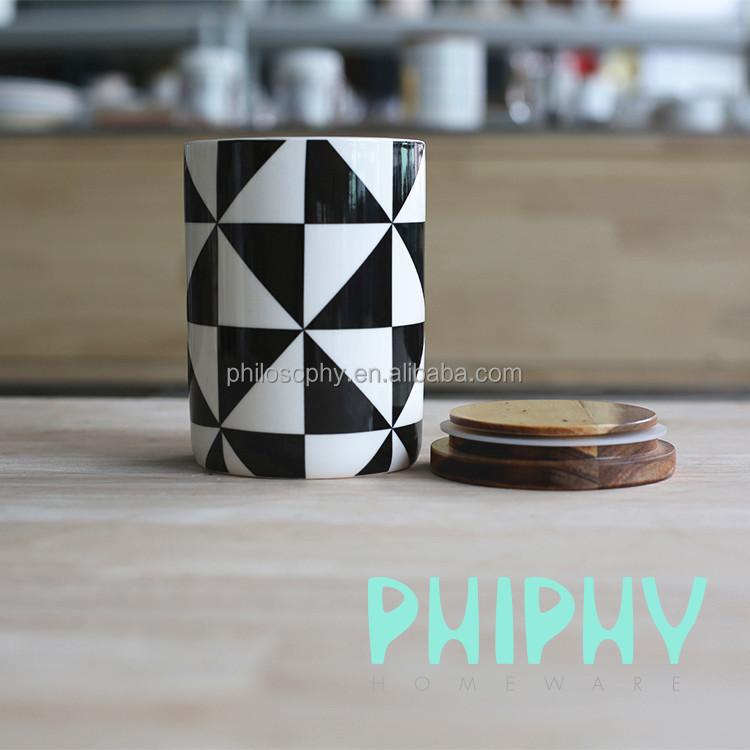 Tendencia de estilo de az car caf t latas de art culos para el hogar utensilios de cocina - Accesorios para el te ...