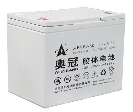 long warranty Maintenance Free deep cycle electric car battery 12V80Ah