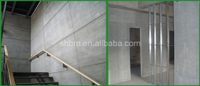 Decorative Exterior Cement Board : Mm exterior paneling wood grain fiber cement board