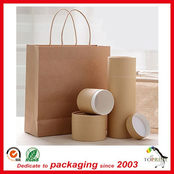 personnalis recyclage kraft papier cadeau bo te cologique usine de fabrication carton tube. Black Bedroom Furniture Sets. Home Design Ideas