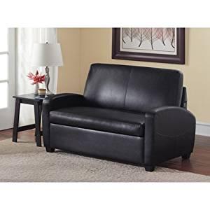 Prime Buy Dhp Delaney Sofa Sleeper 3195098 31 X 79 X 79 Black Beatyapartments Chair Design Images Beatyapartmentscom