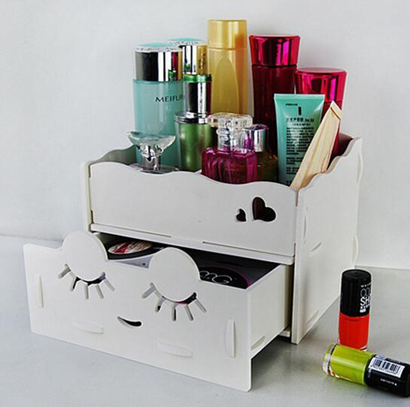diy makeup storage box - photo #9