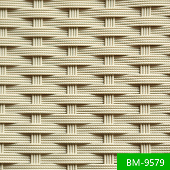 2016 Outdoor Artificial Durable Braids Poly Wicker Furniture Making Material