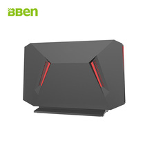 BBEN i7-7700HQ CPU Nvidia GTX-1060 6GB GPU 8GB RAM 128GB SSD 1TB HDD desktop mini pc i7