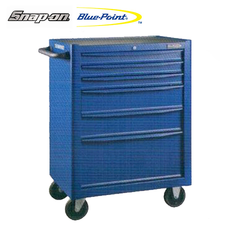 Blue-point Tool Storage Roll Cabinets Roll Carts 7 Drawers Roll Cab KRB13007KPRB KRB13007KPRR