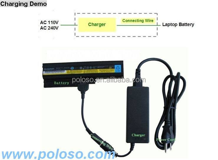 Laptop Battery Charger Charge For Dell Hp Acer Ibm Lenovo Toshiba ...