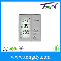 Top Dew-proof thermostat hydronic radiant floor cooling/heating AC system