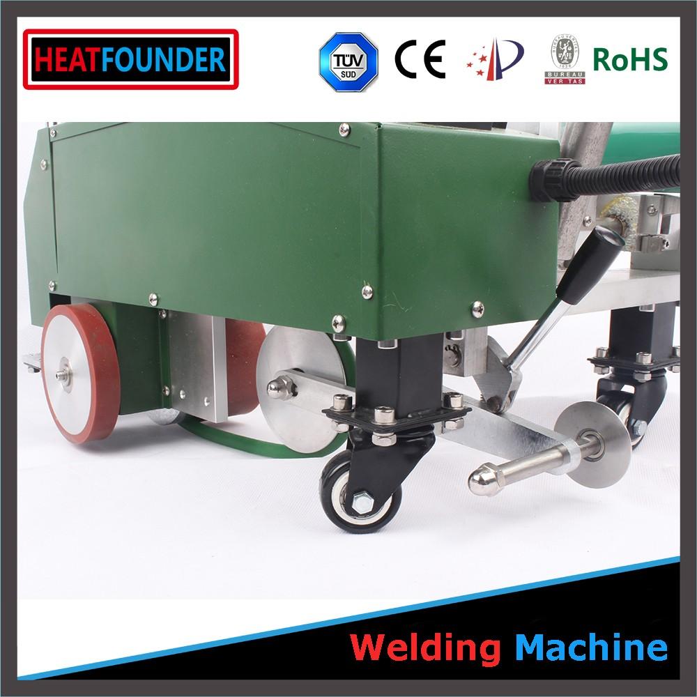 High Frequency Hot Air Pvc Welding Machine Buy Seam