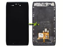 Alibaba High quality for motorola droid razr xt912 verizon front glass lens touch screen(with frame)
