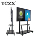 Large size 80'' 82'' 86'' 98'' interactive tablet touch screen kiosk led monitor for classroom teaching conference use