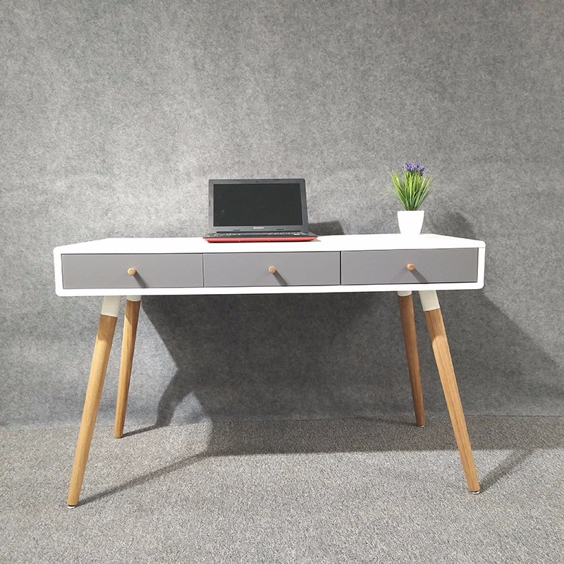 New design home office work desk scandinavian design work for Swedish design desk