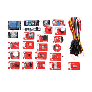 24pcs Red board Electronic Starter sensor Kit using for DIY lover and School
