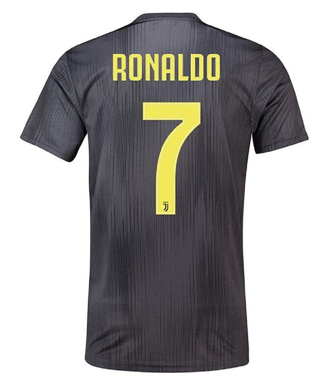 875b9f307 Get Quotations · Lakivde Men s Ronaldo New Away Jerseys 18-19 Juventus  7  Football Jersey Soccer Jersey