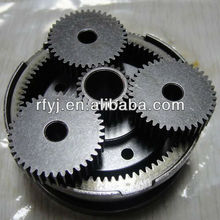 heat treated sintered gear material sintered copper steel