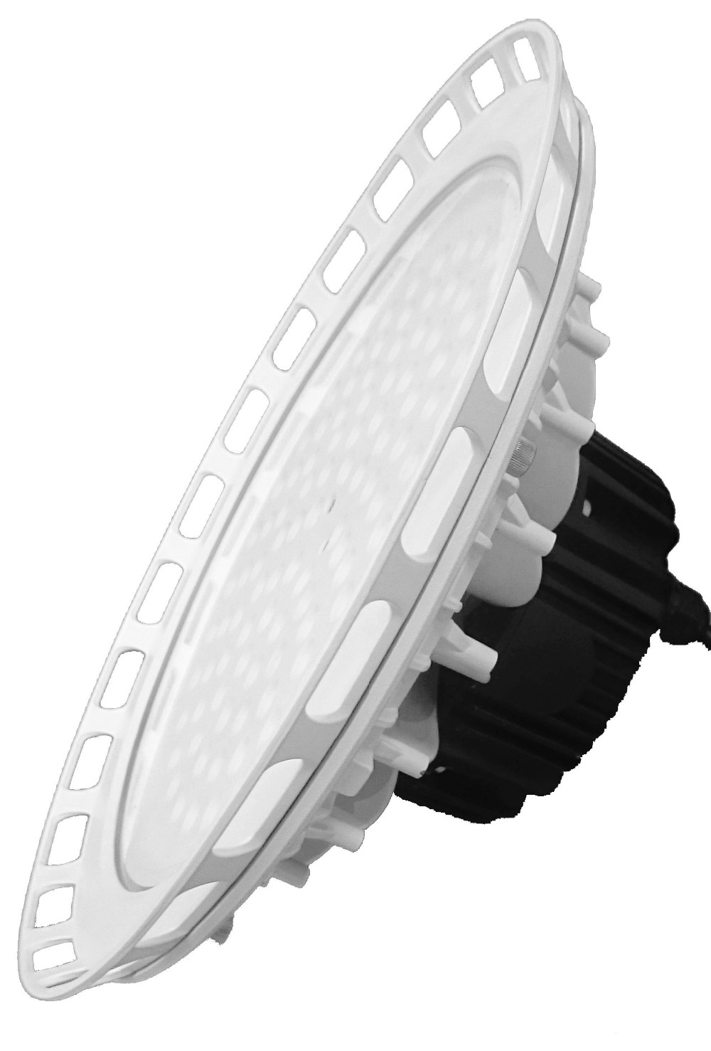 warehouse light  Sports Stadiums LED UFO high bay light 100W  Meanwell driver Brideglux chip commercial lighting