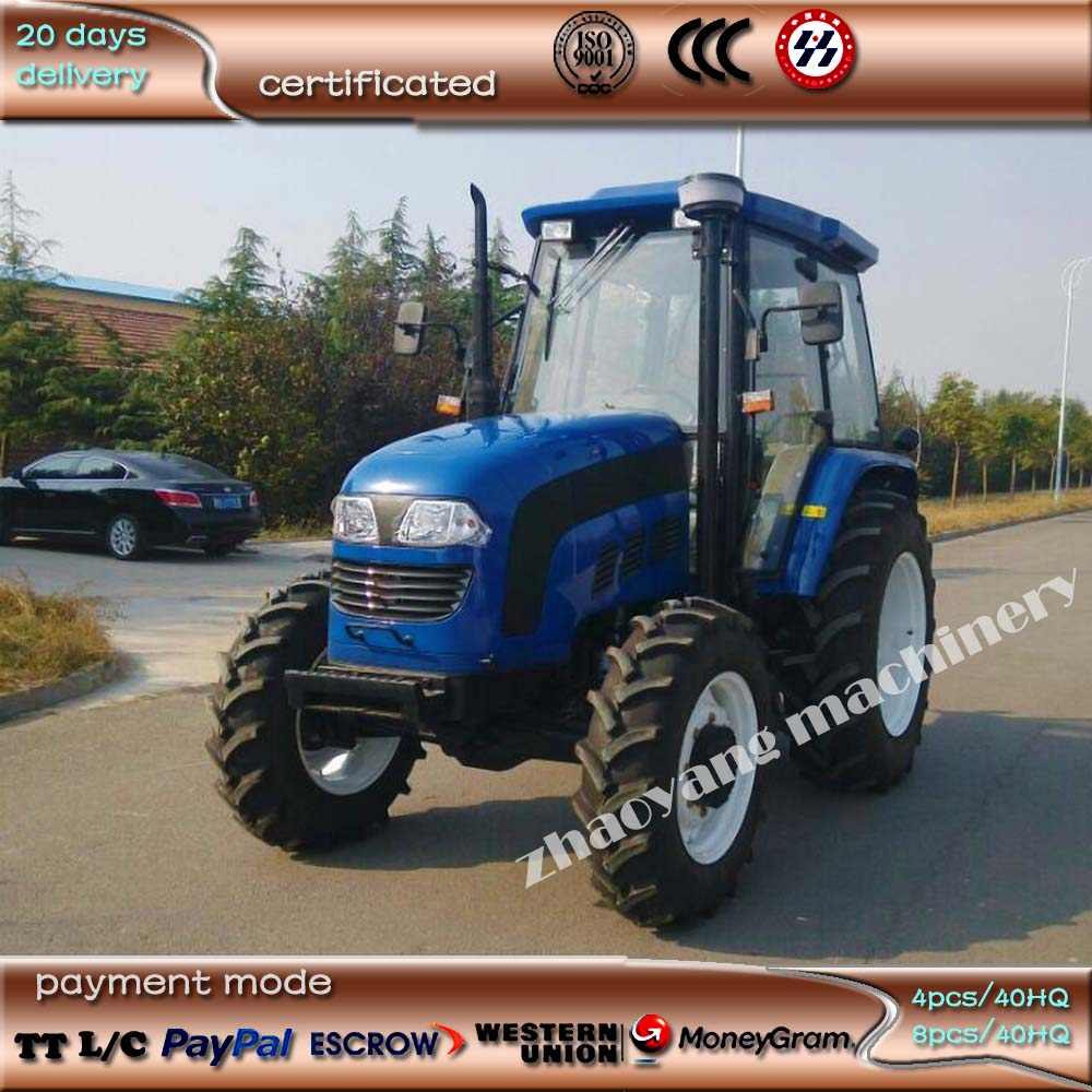 Foton Tractor 120hp, cabin, power steering, shuttle shifts