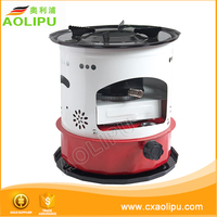 Fast heating kerosene oil cooking barbecue stove