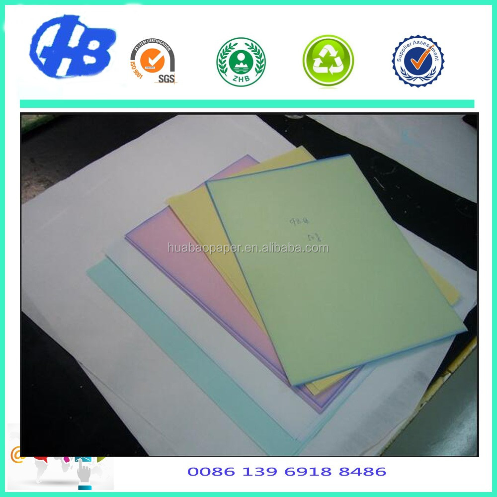 50 ~ 80gsm carbonless copy paper,office printing carbonless copy paper
