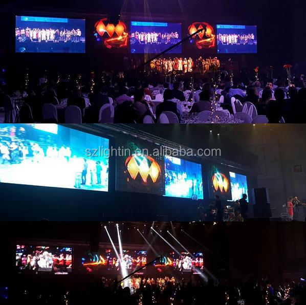 Electronic Indoor LED Sign P5 Commercial LED Video Full Color LED Display Billboard Screen