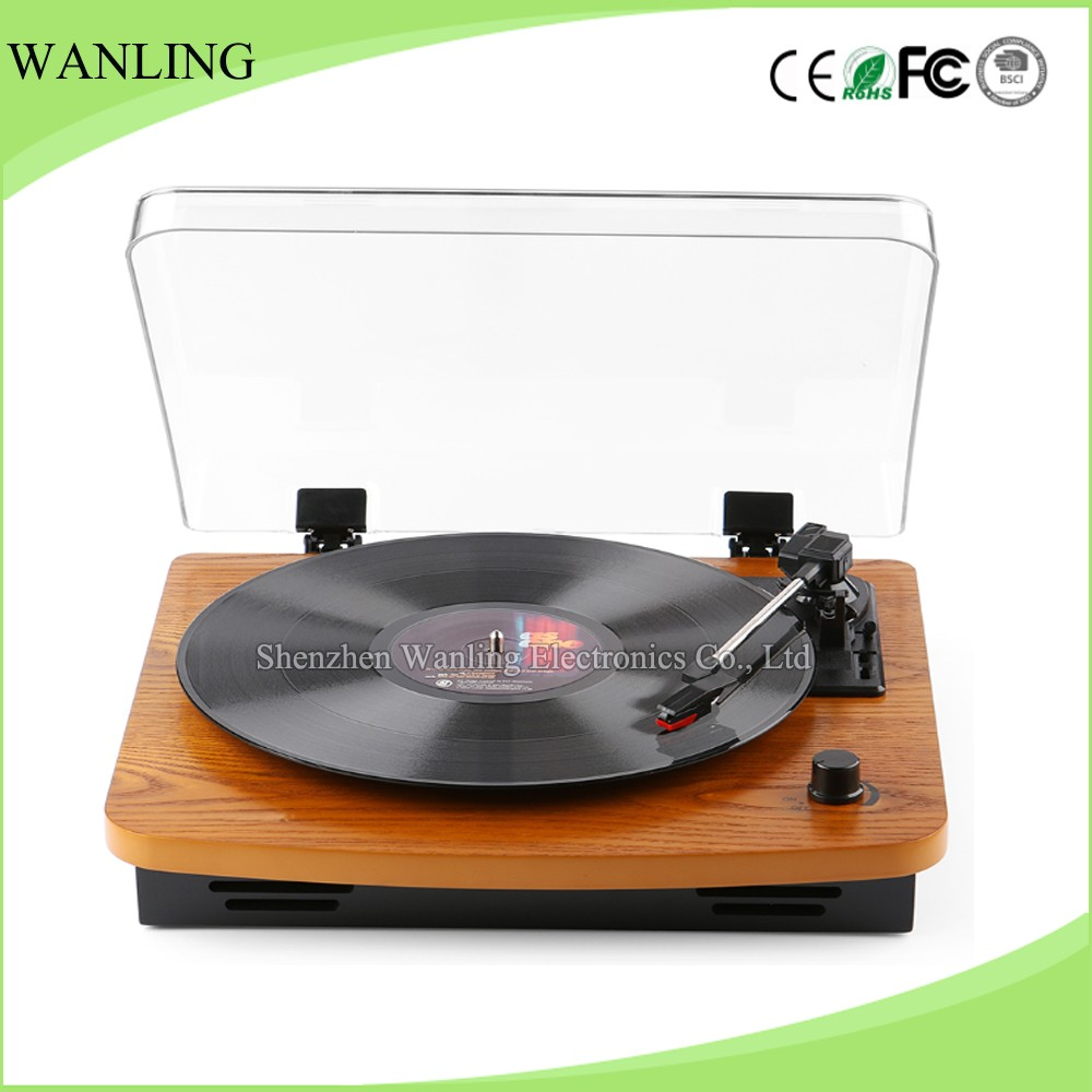 wholesale china manufacturer cheap price stereo turntable player vinyl record for sale. Black Bedroom Furniture Sets. Home Design Ideas
