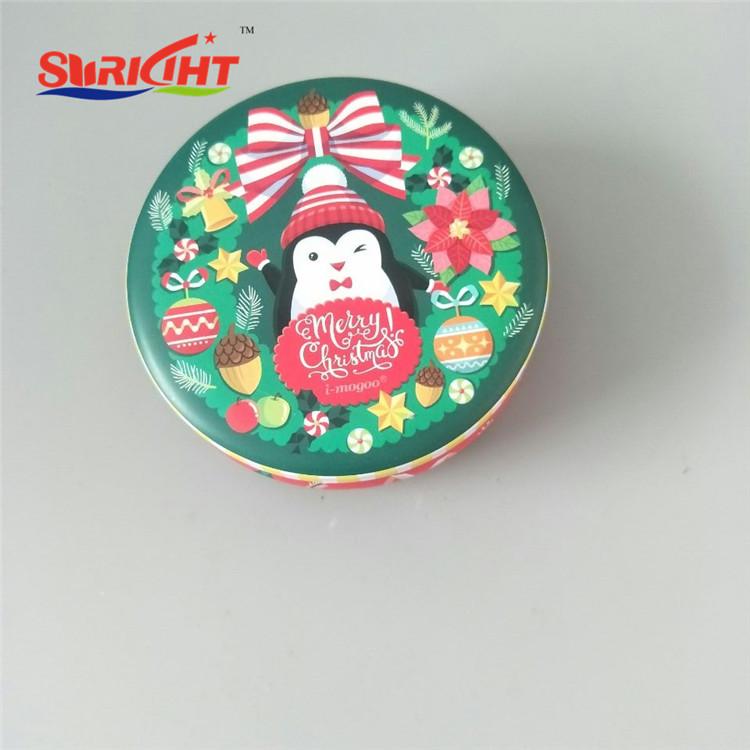 Christmas gift sets global gift candle soy candle tin