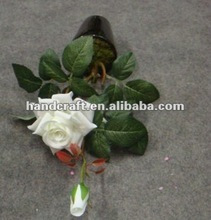 rose flower pot for party decoration