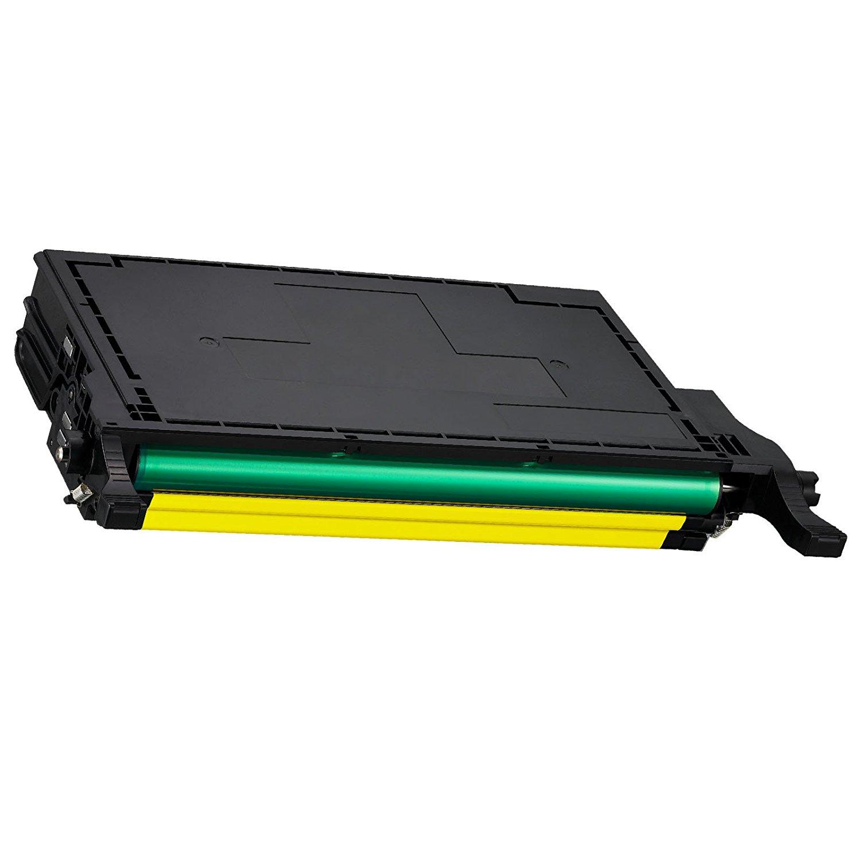 4 Toner Reset Chips for Samsung CLT-508L CLX-6220FX 6250fx CLP-620 670 Refill