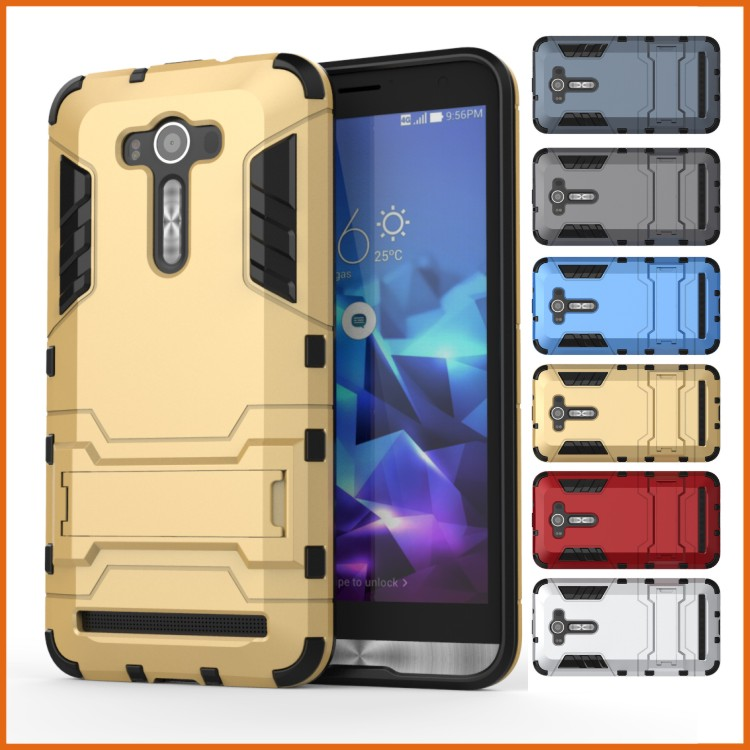 Factory Hard Armor Case For Asus Zenfone 2 Laser Ze550kl