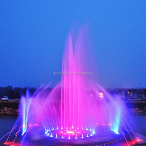 Factory Offer Water Floating Fountain, Pond Floating Fountains For Decoration