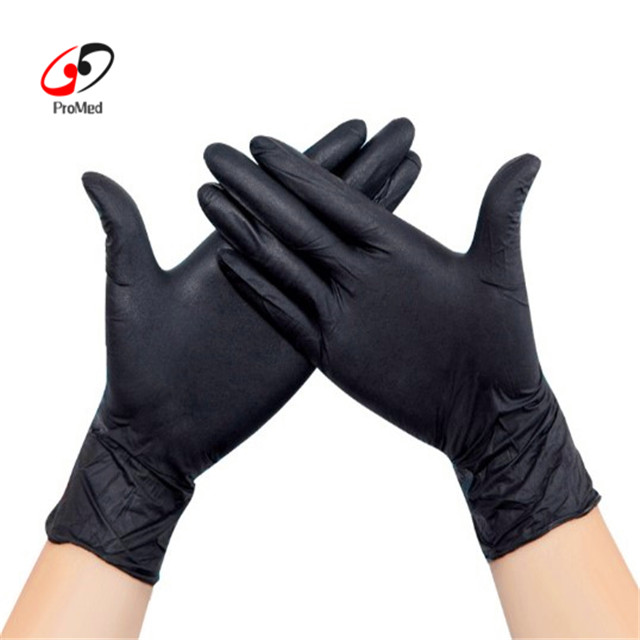 Medical latex/nitrile/vinyle examination gloves For Household