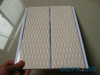 Waterproof PVC Bathroom Ceiling Boards 2008mm