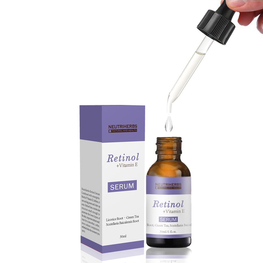 Oem Wholesale Vitamin A Retinol + Vitamin E Serum