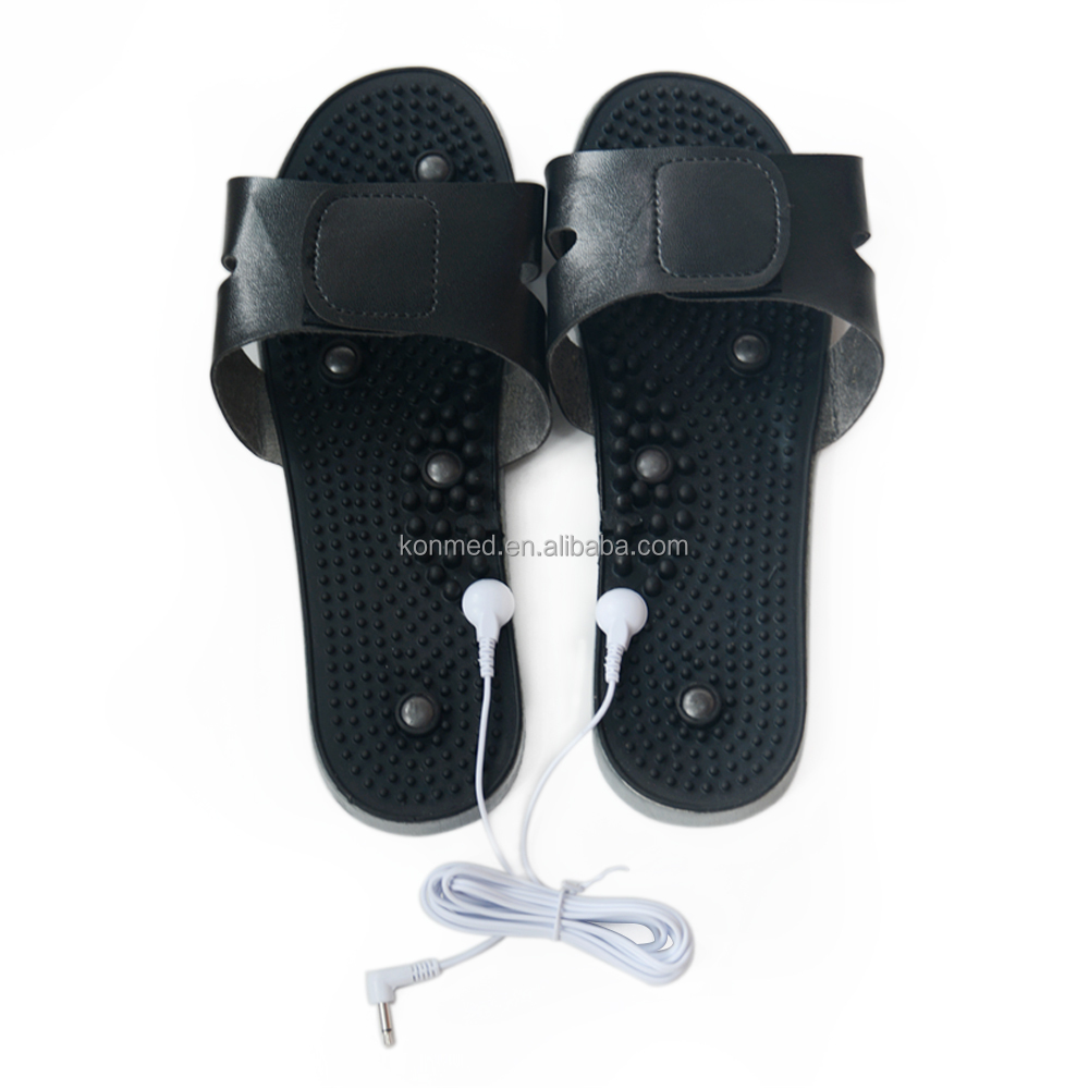 Alibaba express TENS massager shoes for foot muscle stimulator for relieve pressure