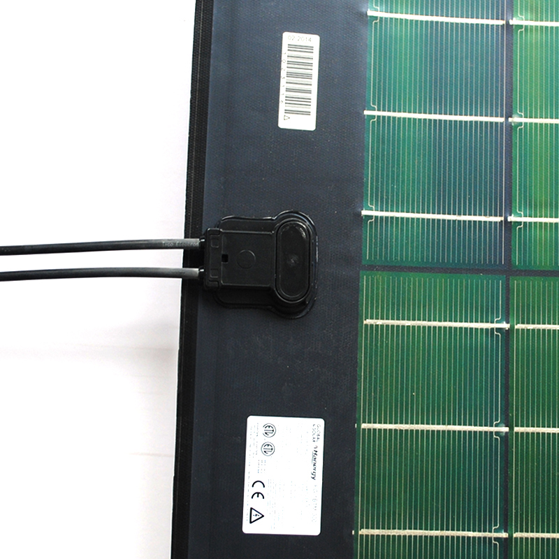 Hanergy 275w flexible solar cell module with CIGS solar technology