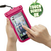Promotional Wholesale waterproof mobile pouch for Iphone, hot selling beach phone bag